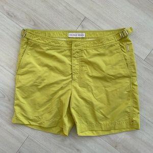 Orlebar Brown bulldog swim shorts trunks 33